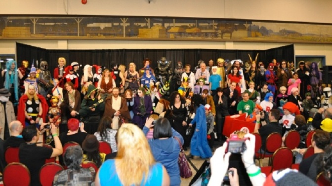 2016 Canadian Conventions & Events