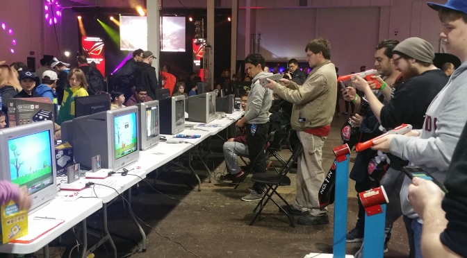 EGLX – New Expo In Toronto Posed To Be A Gamers Paradise In Future Years