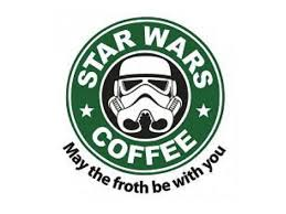 Froth be with you