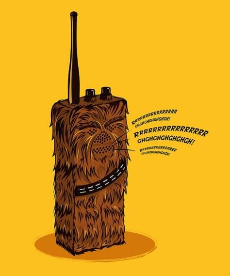Wookie Talkie